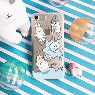 iPhone8/iPhone7/iPhone6/Mobile Shell/Authorization/Gift/Mahjong Rabbit
