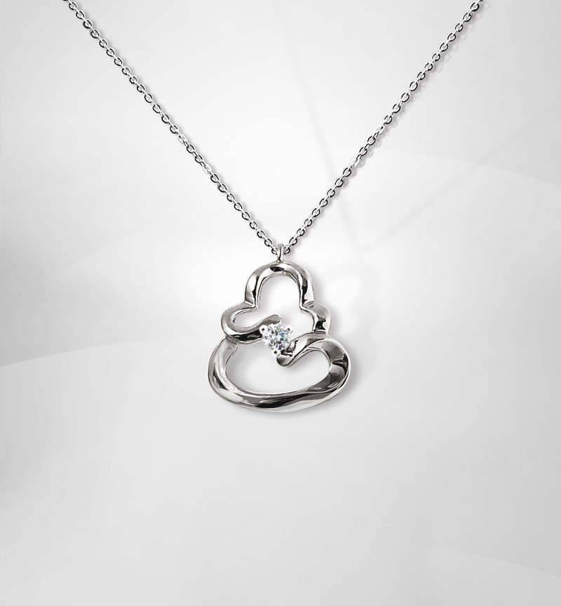 VINHAS ZEN Collection [treasure] 925 sterling silver necklace