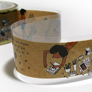 & Cabinet decoration tape - 2da
