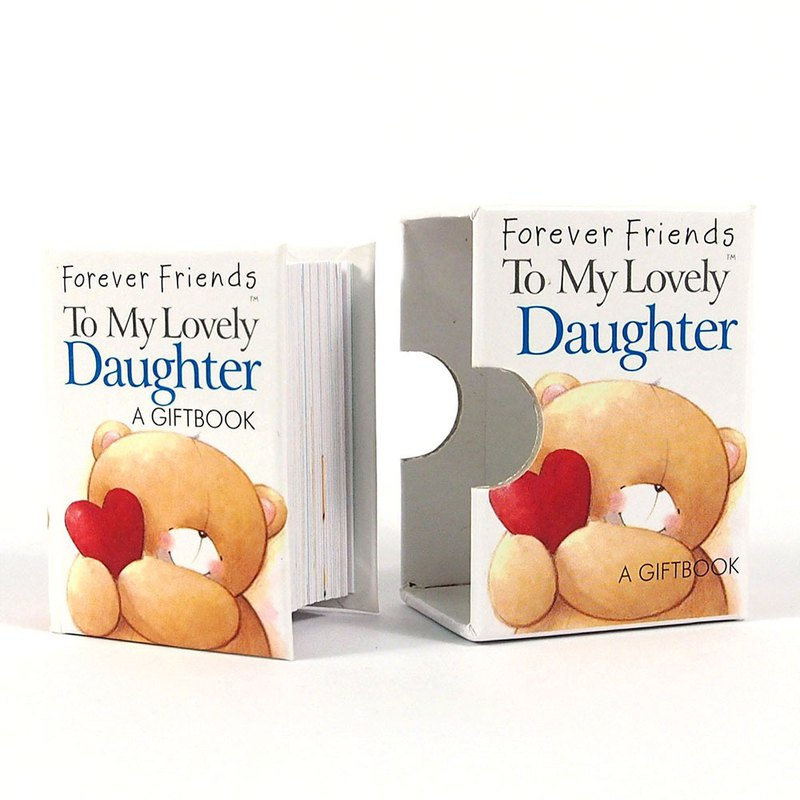 To My Lovely Daughter [Hallmark-ForeverFriends Pocket Book]