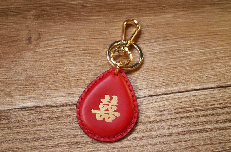Buttero leisure card chip pendant - 造型 word style