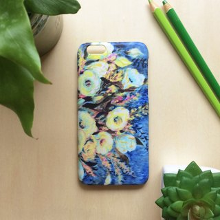 Silence of Flower. Matte Case( iPhone, HTC, Samsung, Sony, LG, OPPO)