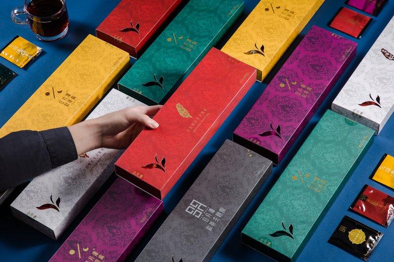 頂級袋茶禮盒