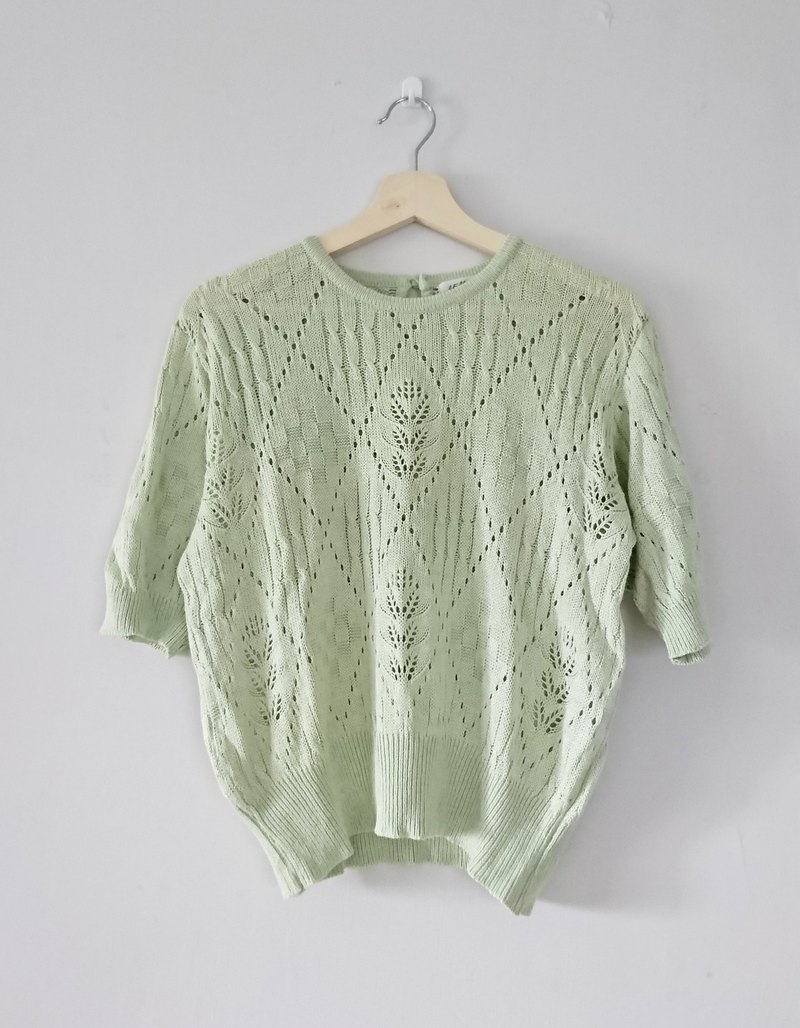 [Xia Shan] vintage - cool knit sweater
