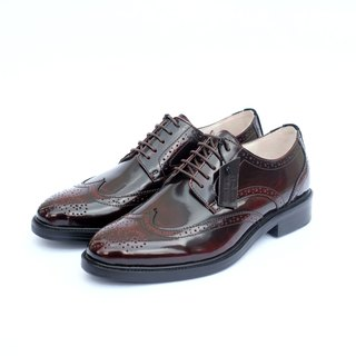 Placebo 4.0 brush off darkred wingtips
