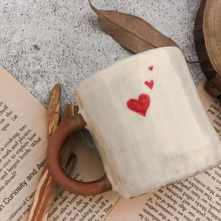 Heart-to-hearted mug