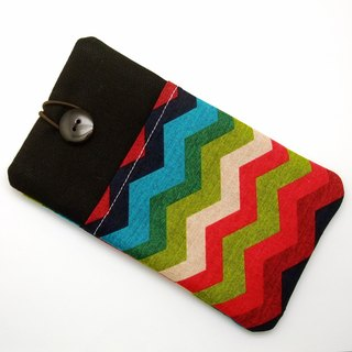iPhone sleeve, iPhone pouch, Samsung Galaxy S8, Galaxy note 8, cell phone, ipod classic touch sleeve (P-235)