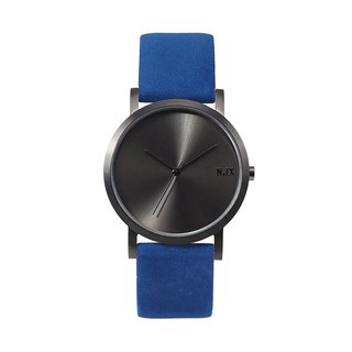 Minimal Watches : Metal Project Vol.02 - Gunmetal  (Blue-Deer)