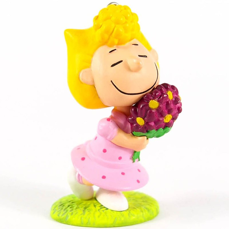 Snoopy Charm - Spring Bouquet [Hallmark-Peanuts Snoopy Charm]