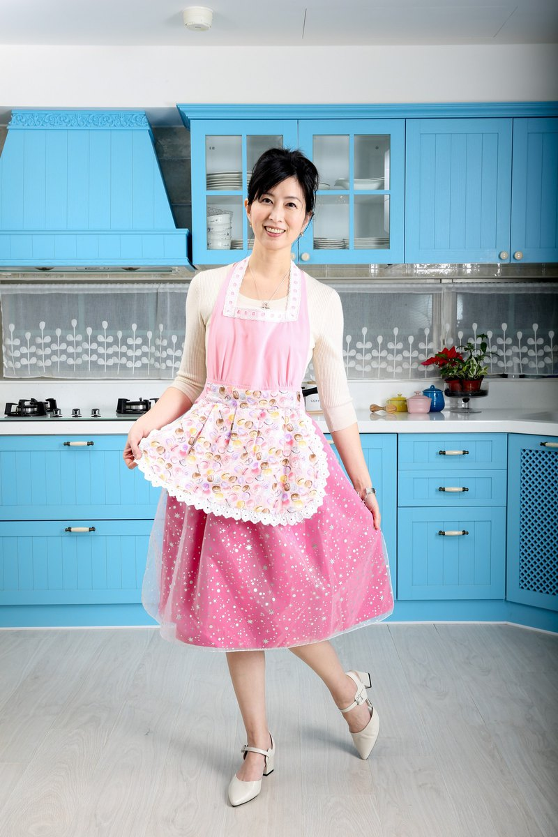 Princess Series Apron-Tea Time