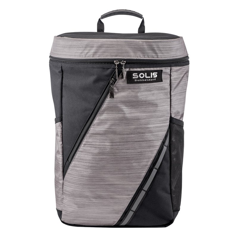 "SOLIS Silver Dazzle Series 15"" laptop/10"" Tablet backpack(Silver)"