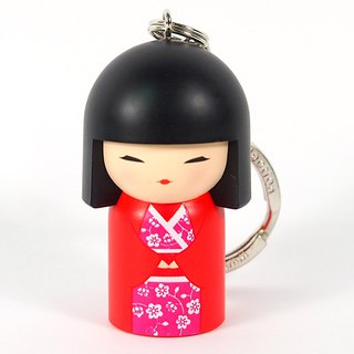 Key Ring - Manami Love and Beauty [Kimmidoll and Blessing Doll Keyring]