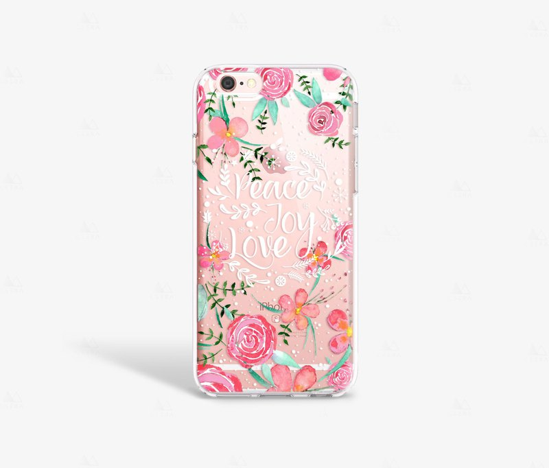 Phone Case Inspirational iPhone 7 Case Clear iPhone 8 Case Clear iPhone 7 Plus