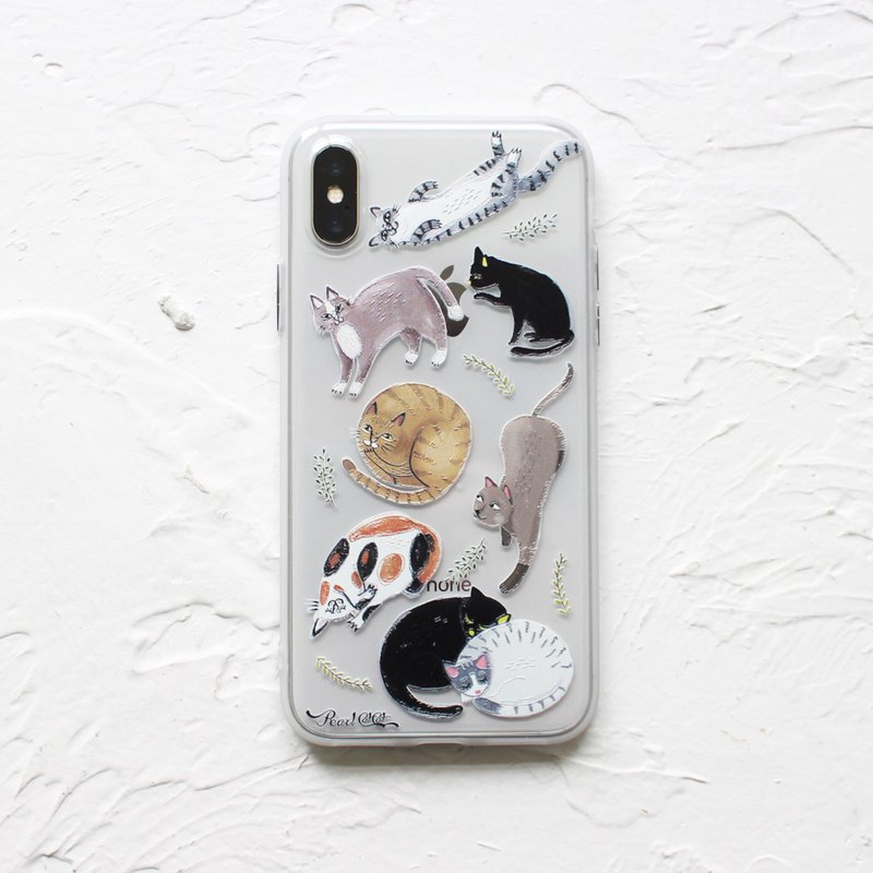 Cats iPhone Case I Story_Journey to a Cat's World