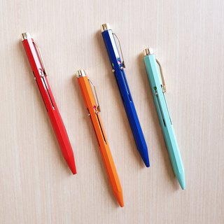 [HIGHTIDE] Metal 4-color ball-point pen 0.7MM (T3258)