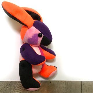 POPO │ Alice Rabbit │ Hand. Fluorescent Orange