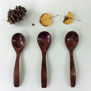Yew tree spoon 【3 pieces set】 # 440
