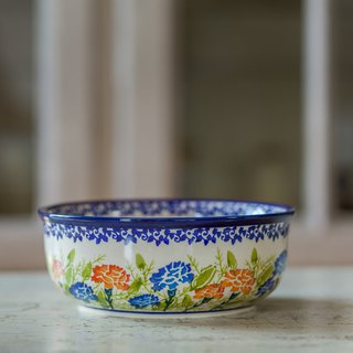 Polish pottery - bowlless diameter 17cm
