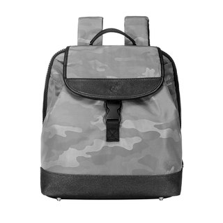 Amore City Camouflage Backpack Backpack Gray