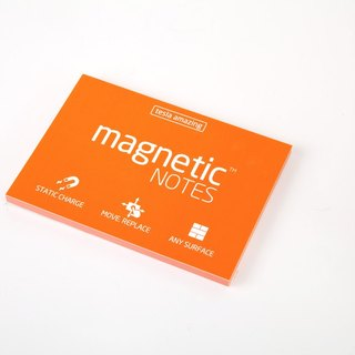 /Tesla Amazing/ Magnetic Notes M-size orange