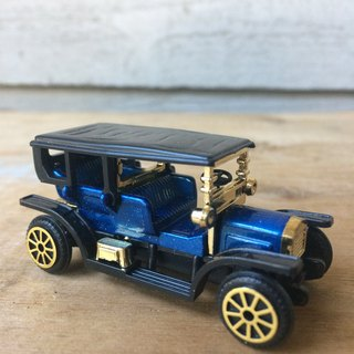 Brougham antique matchbox car