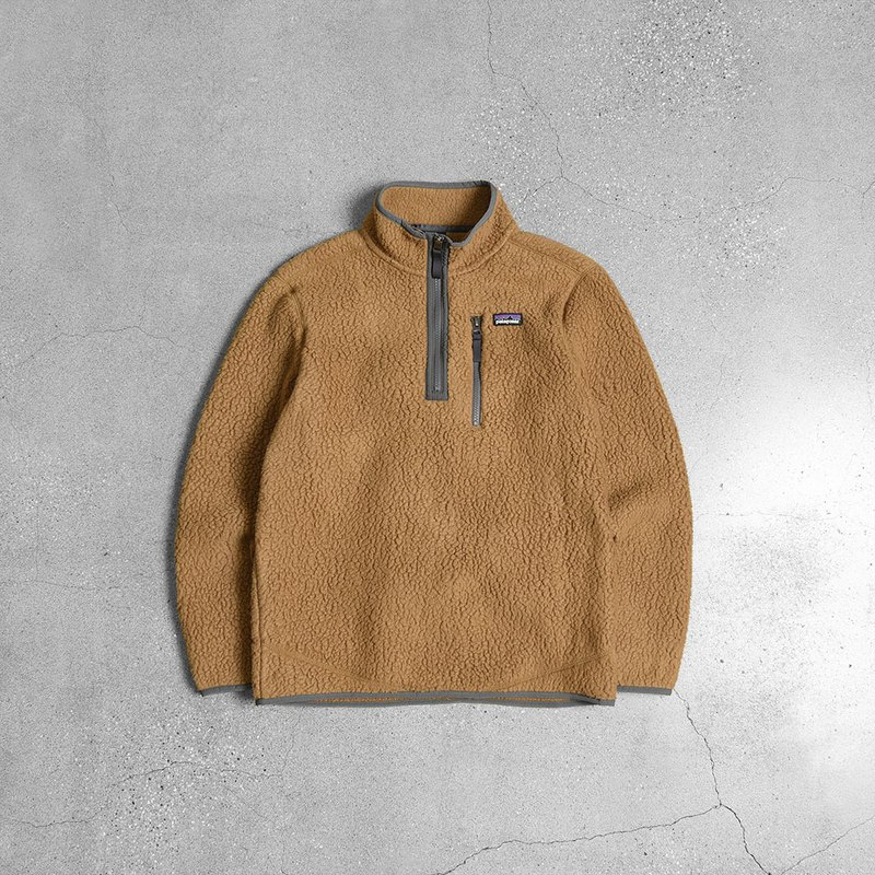 patagonia fleece clothes