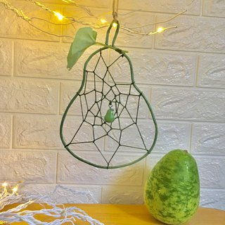 扁蒲 鱷梨 捕夢網 Bottle Gourd Avocado Dream Catcher
