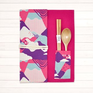 Big girl place mat - pink