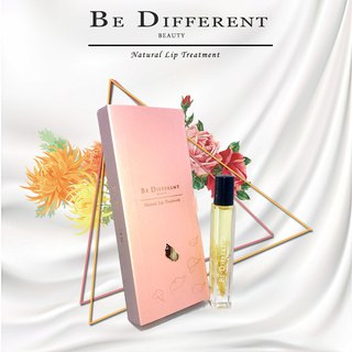 [Be Different] Sparkling Elf Plays Beauty Moisturizing Diamond - Gold Flower Nectar Lip Glaze