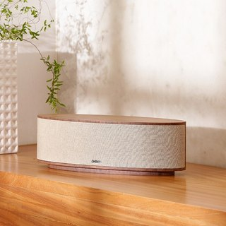 Auluxe New Casa book language NFC / wood Bluetooth speakers