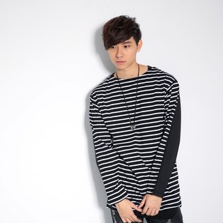 Striped shirt # 8801
