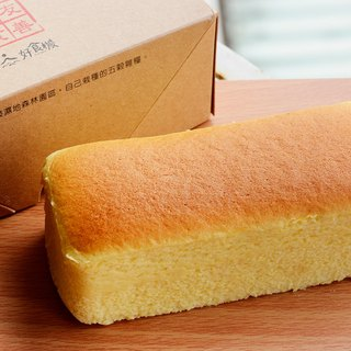 — Gluten-Free — Brown Rice Cake - Lemon Light Cheese (Mi Yue)