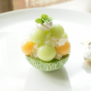 Sweet Dream ☆ cool melon ice / pure decoration / Wedding Accessories / sister gift / birthday gift / customized / graduation ceremony
