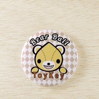 ToyKey toys ► Sweet Sweet Bear Shui Bear badge 21 ◄