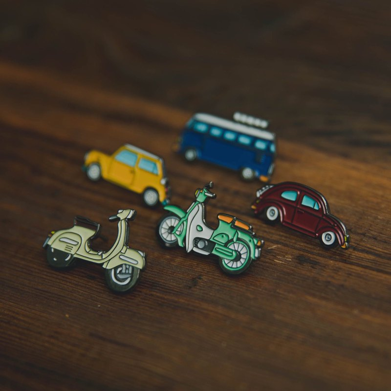 Pins - old car/classic car/vintage car