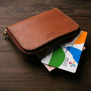 [NS leather goods] wallet, purse, wallet, coin purse, zipper clip (free printing)