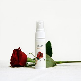 Rose flower water 20ml │ rose pure dew rose water lotion wet compress