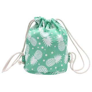 MARLMARL SMOOTHY Joint Backpack / Aunt Pineapple - Apple Green