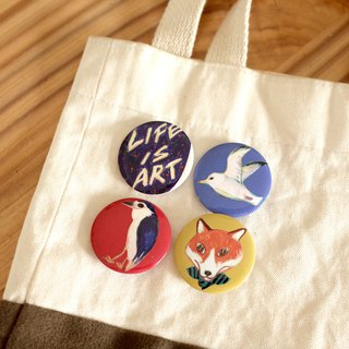 Life Little Badge Set