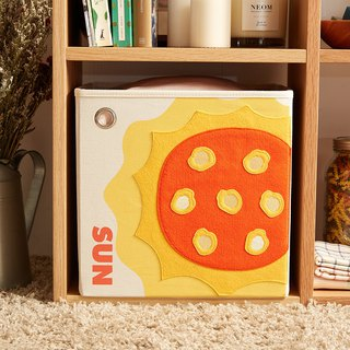 American kaikai & ash Toy Storage Box - Magic Sun