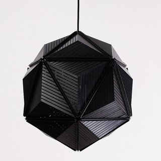 QUALY Triangle Geometry - Shade (Black)