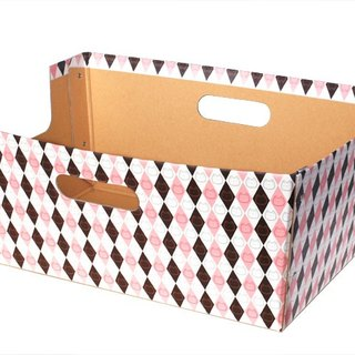 cat cat cat pet box box carton simple diamond