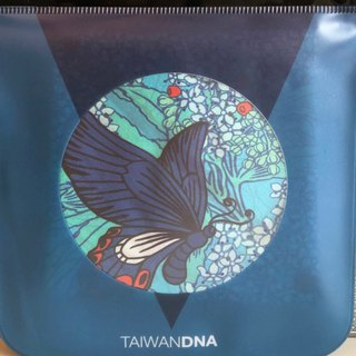 TAIWAN DNA Soft Tailor Scarf - Wide-tailed Papilio