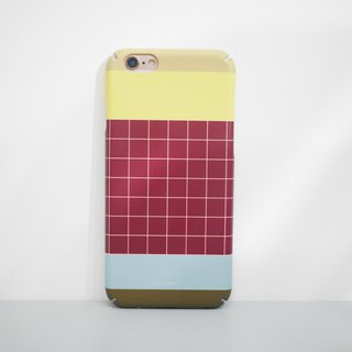Graphic Print - COLORFUL iPhone case