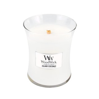 [VIVAWANG] WW10oz fragrance cup wax (island Coconut Grove). Thick passionate style, as if exposure to the South China Sea island.