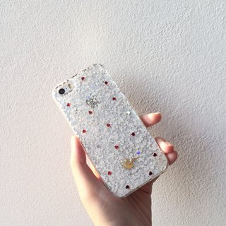 DARCY - PHONE CASE / CLEAR