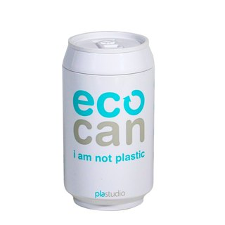 PLAStudio-ECO CAN-280ml-Made from Plant-White