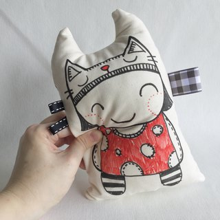 Homycat Mini mimi pillow toy
