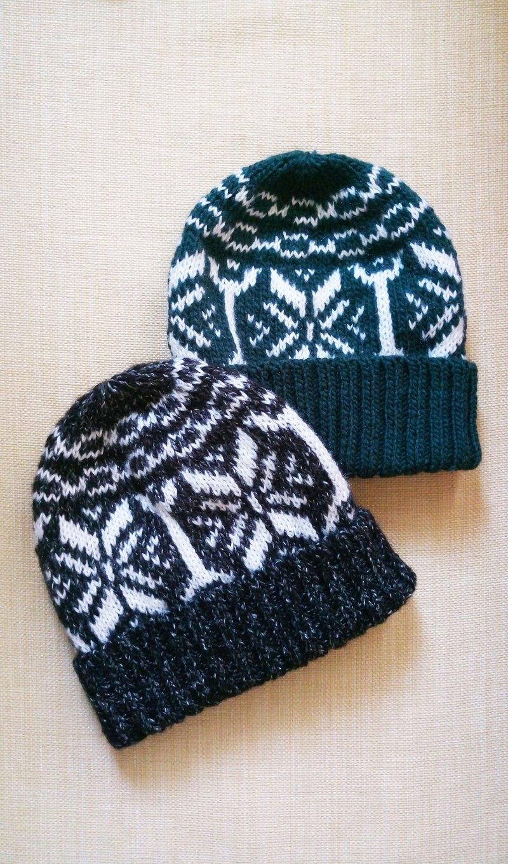 Lan Mao wool hat (black and white color jacquard) - Designer Lan ... a68dc23e542