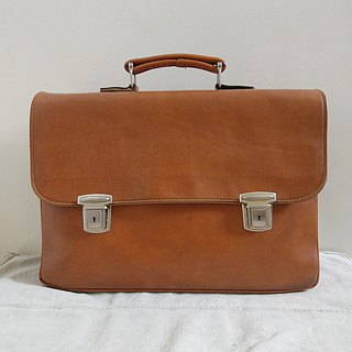 (Pseudo) leather bag _B051